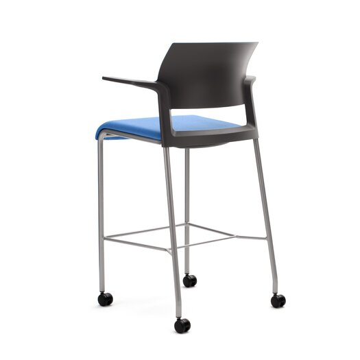 Steelcase Move Fabric Stool