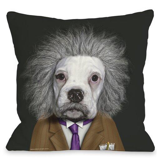 One Bella Casa Pets Rock Brain Pillow