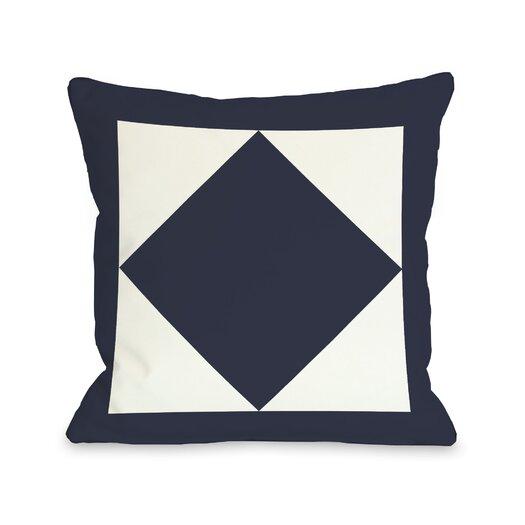 One Bella Casa Square and Diamond Pillow