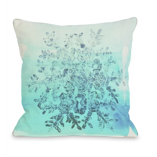 One Bella Casa Nieve  Pillow