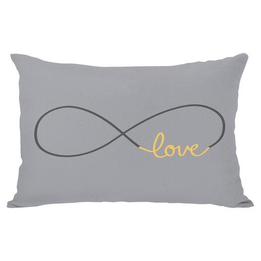 One Bella Casa Infinite Love Pillow
