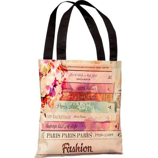 One Bella Casa Oliver Gal Romantica Tote Bag