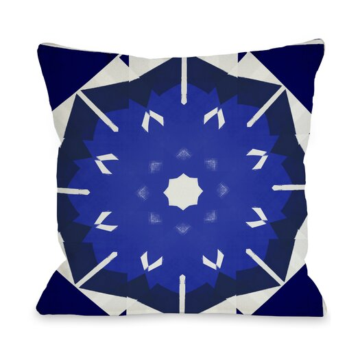 One Bella Casa Oliver Gal Geometry Studies I Pillow