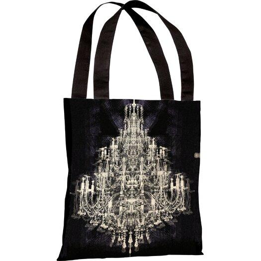 One Bella Casa Oliver Gal Montecarlo Crystal Tote Bag