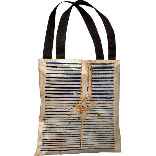 One Bella Casa Oliver Gal Love Force Field Tote Bag
