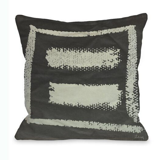 One Bella Casa Oliver Gal Equal Love Pillow