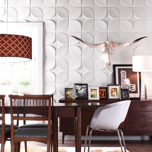 Inhabit Wall Flats Lotus Floral Wallpaper Tiles
