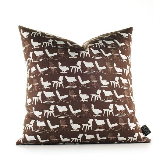 Inhabit Modern Classics 1951 Synthetic Pillow
