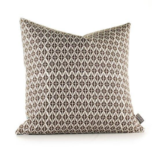 Inhabit Aequorea Carousel Synthetic Throw Pillow