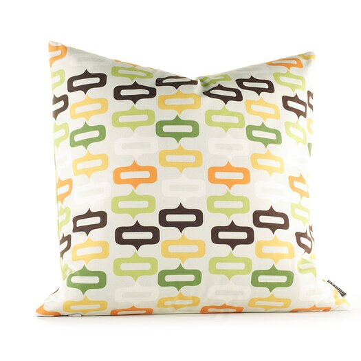 Inhabit Aequorea SmileThrow Pillow