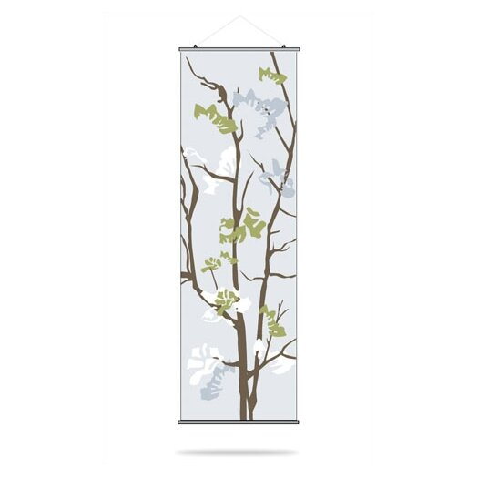 Inhabit Rhythm Ailanthus Slat Wall Hanging