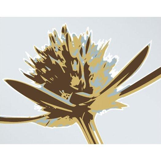 Inhabit Botanicals Propeller Stretched Graphic Art on Canvas