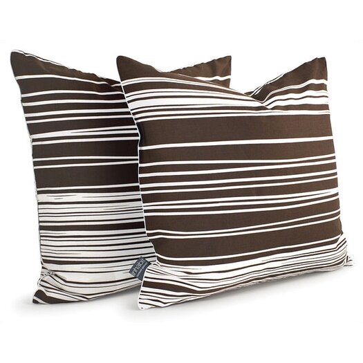 Inhabit Madera Counterbalance Cotton Sateen Studio Pillow
