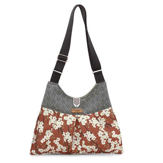 Inhabit Kennedy Flowering Pyrus Shoulder Bag