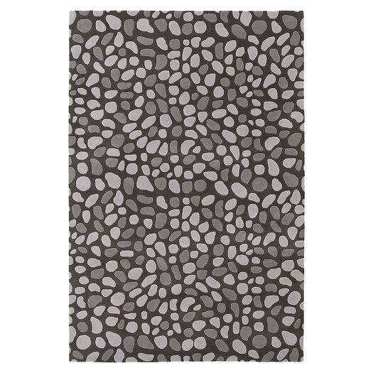 Inhabit Pumice Stone Rug in Slate