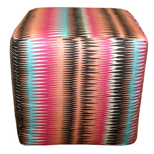 Divine Designs Ares Cube Ottoman