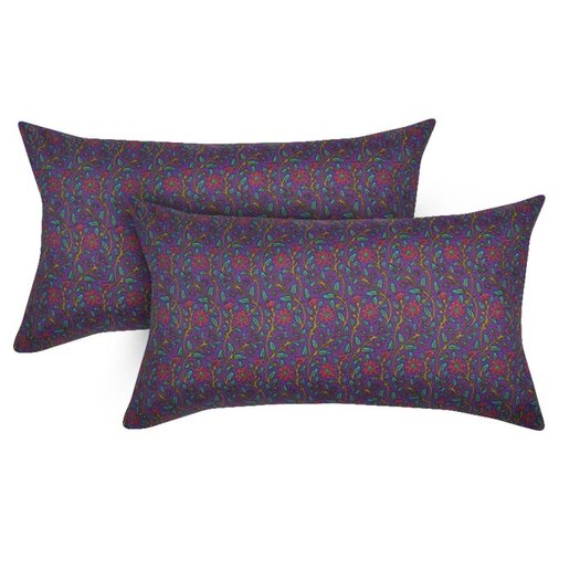 Divine Designs Cotton Pillow