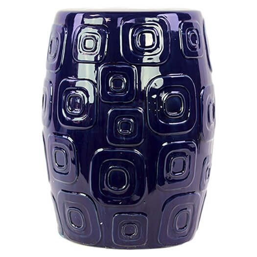 Urban Trends Ceramic Stool IV