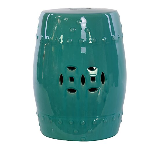 Urban Trends Ceramic Garden Stool I