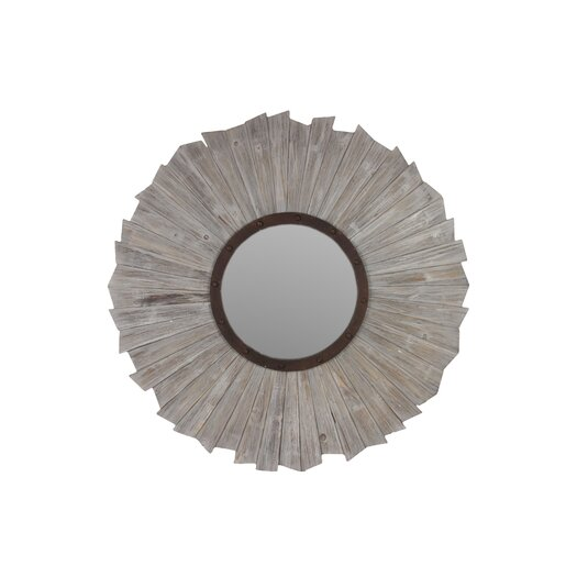 Urban Trends Home & Garden Accents Wall Mirror