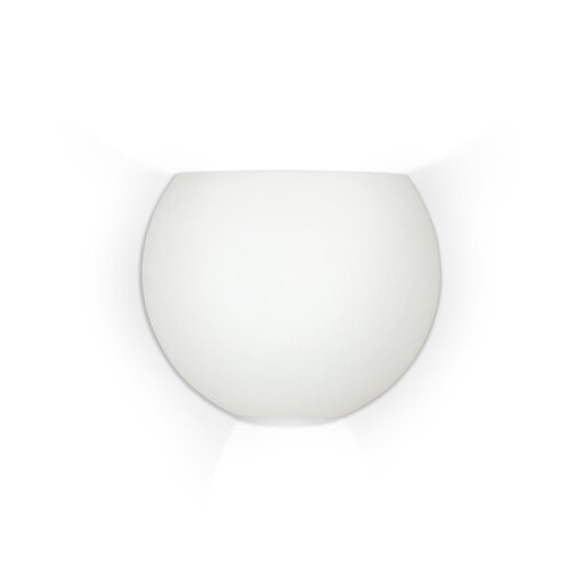 A19 Curacoa 1 Light Wall Sconce
