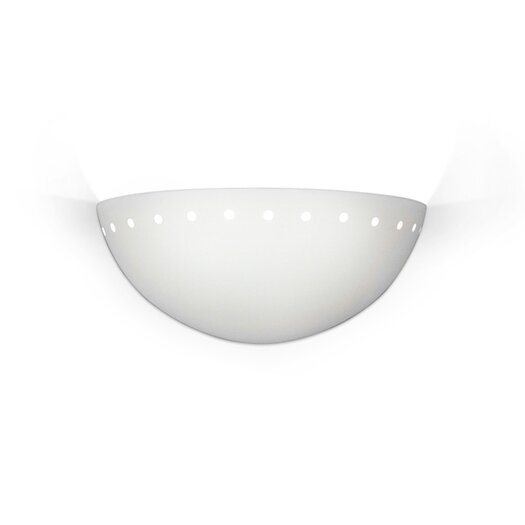 A19 Islands of Light Great Cyprus 2 Light Wall Sconce
