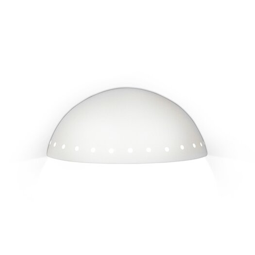A19 Islands of Light Great Cyprus Downlight 2 Light Wall Sconce