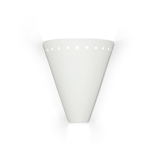 A19 Greenlandia 1 Light Wall Sconce