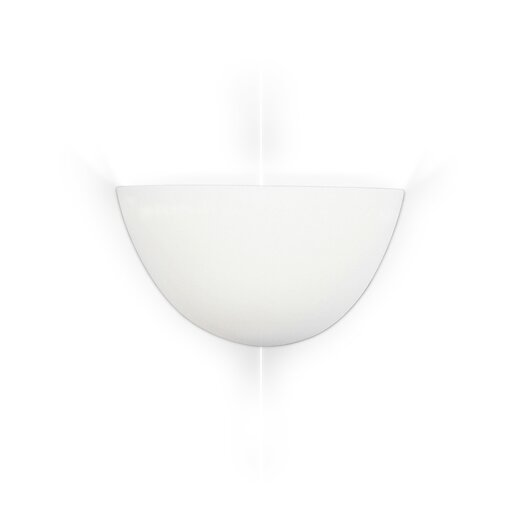 A19 Islands of Light Gran Thera 1 Light Corner Wall Sconce