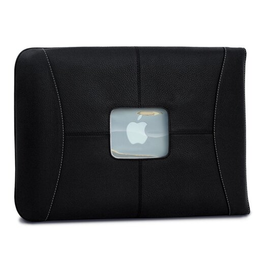 MacCase Premium Leather MacBook Sleeve
