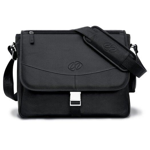 MacCase Premium Leather Small Shoulder Bag