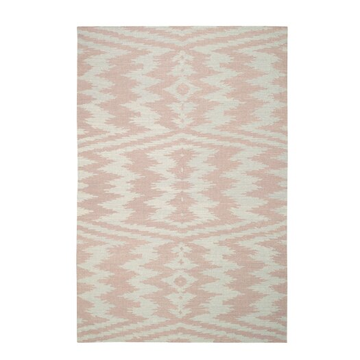 Genevieve Gorder Rugs Junction Blush Pink Outdoor Area Rug