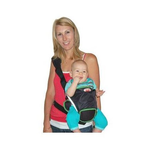 Snazzy Baby Mom's Deluxe 3 in 1 Combo Baby Carrier