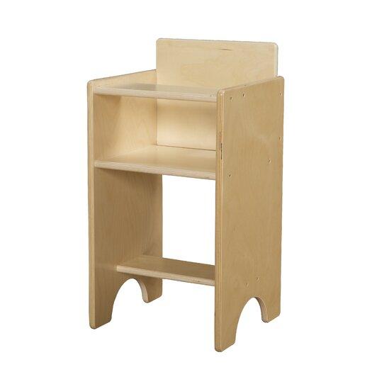 Wood Designs Doll High Chair