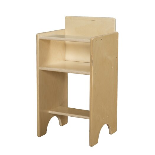 Wood Designs Doll High Chair