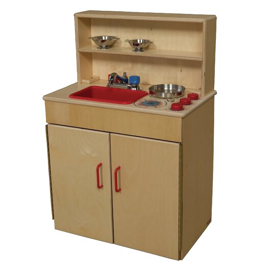 Wood Designs 3-in-1 Kitchen Center