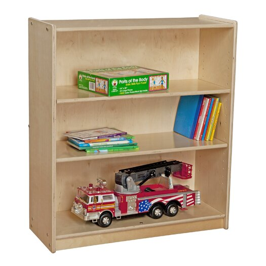 """Wood Designs Contender Baltic 33.87"""" Bookcase"""