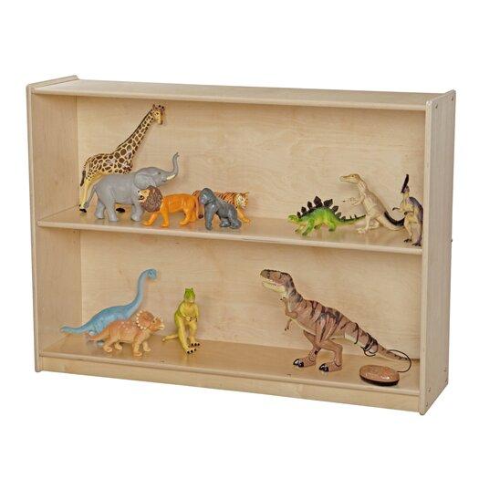 Wood Designs Contender Mobile Adjustable Bookcase