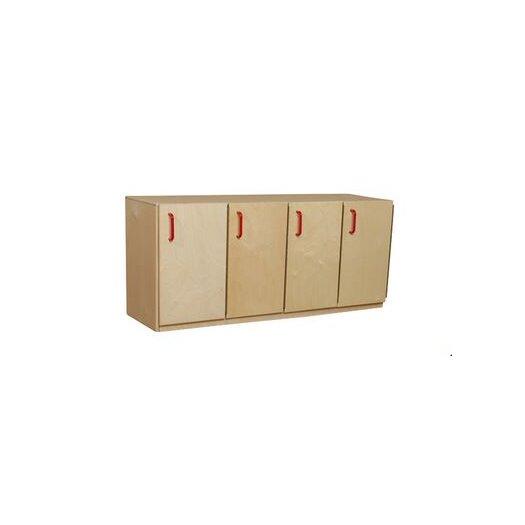 Wood Designs Stack Locker
