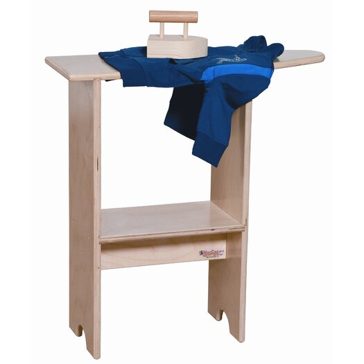 Wood Designs Stationary Ironing Board