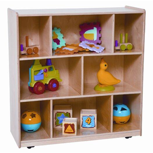 Wood Designs Center Storage Unit