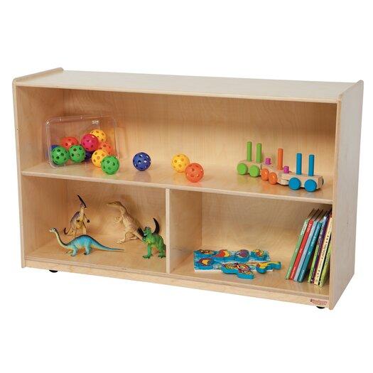 "Wood Designs Contender 28.75"" Versatile Single Storage Unit"