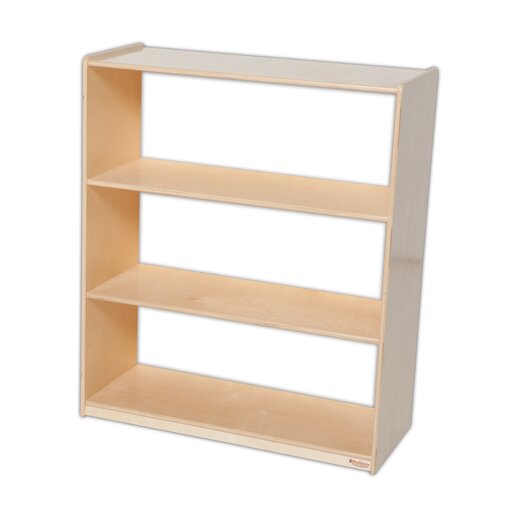"Wood Designs Natural Environment 42"" Bookshelf"