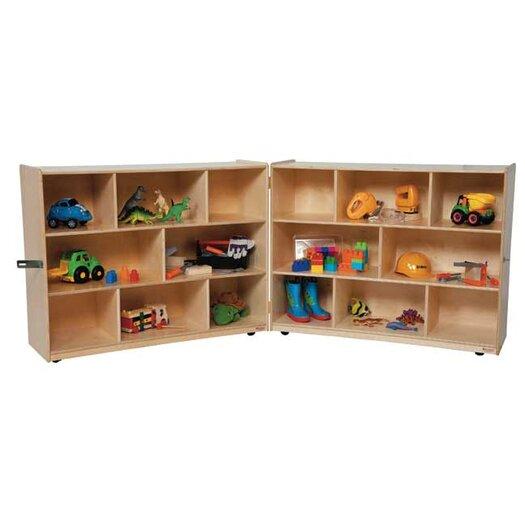 Wood Designs X-Deep Folding Storage Unit
