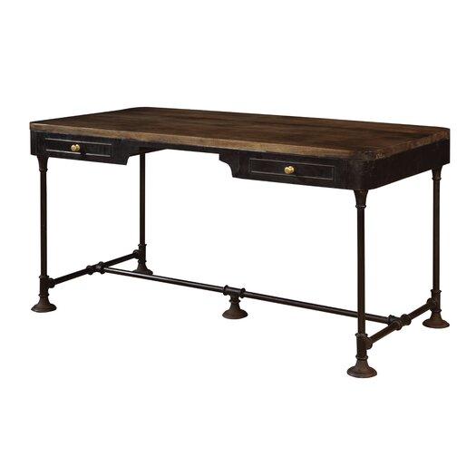 Coast to Coast Imports LLC Writing Desk with 2 Drawer