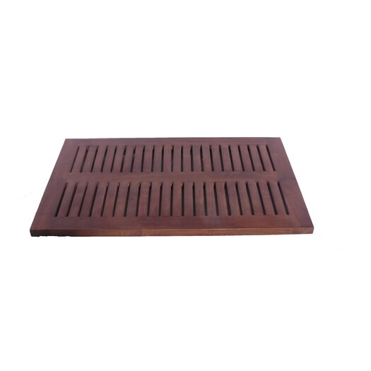 Decoteak Classic Spa Shower and Floor Mat
