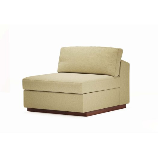TrueModern Jackson Armless Chair
