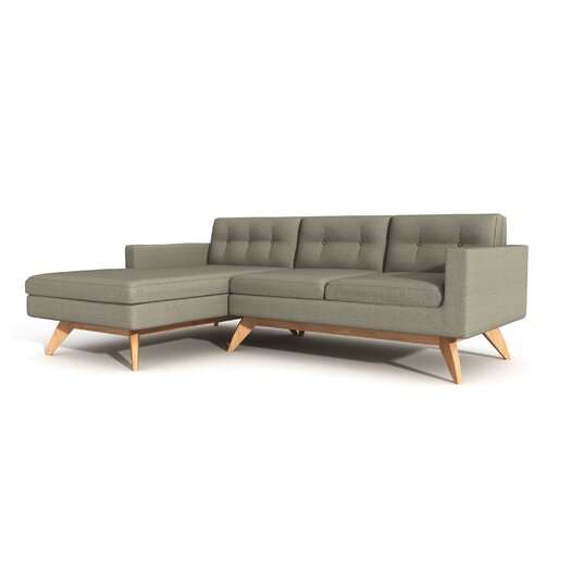 Luna Chaise Sectional