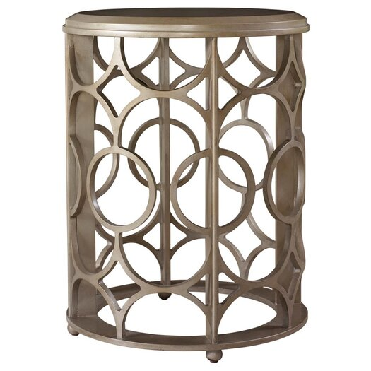HGTV Home Accent End Table