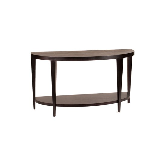 Allan Copley Designs Marla Half Moon Console Table